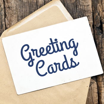 Greetings Card Printing